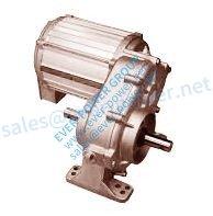 Center-Drive Gear Motor
