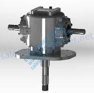 rotary harrow