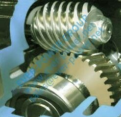 Self Locking Gearbox