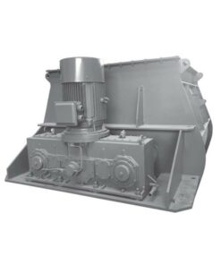 Special Reducer For Two-axis Blade Mixer